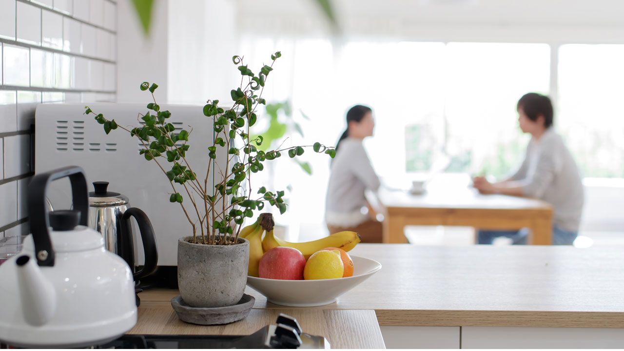 2人暮らし向けのマンションリノベーション